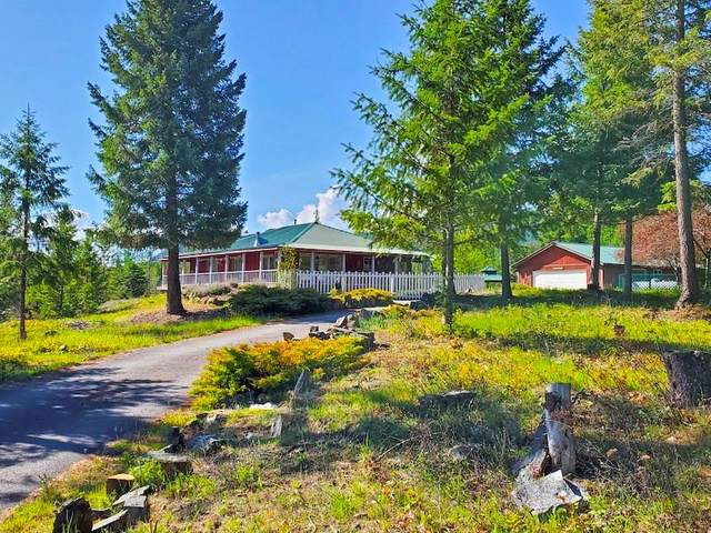11 W Moose Pond Lane, Trout Creek, Other-See Remarks, MT 59874 (MLS #305940) :: Search Billings Real Estate Group