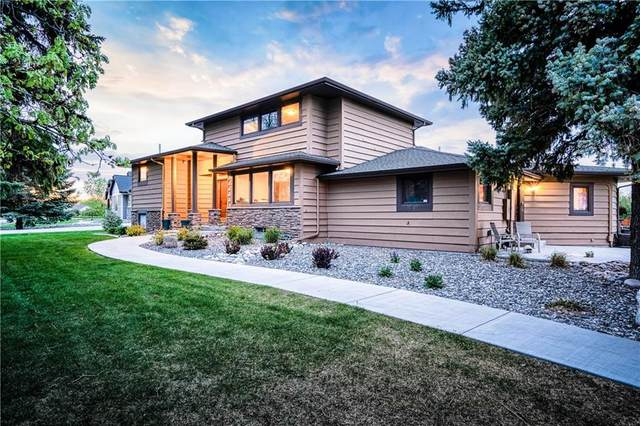 5501 Canvasback Drive, Billings, MT 59106 (MLS #306002) :: The Ashley Delp Team