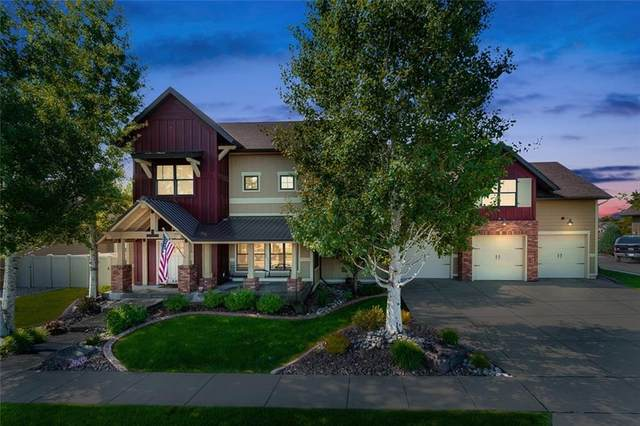 5420 Merlot Ln, Billings, MT 59106 (MLS #306008) :: MK Realty