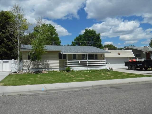1623 Avenue F, Billings, MT 59102 (MLS #306017) :: MK Realty