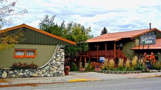 28 Woodard Avenue, Absarokee, MT 59001 (MLS #307074) :: MK Realty