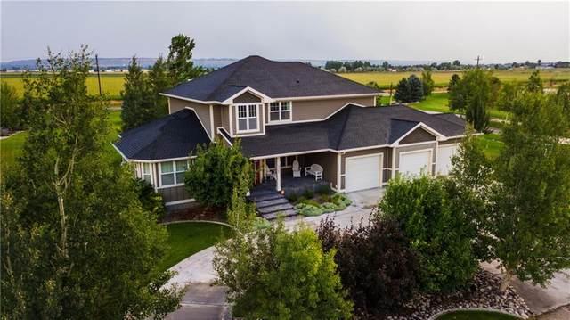 5307 Blue Heron, Billings, MT 59106 (MLS #307132) :: Search Billings Real Estate Group