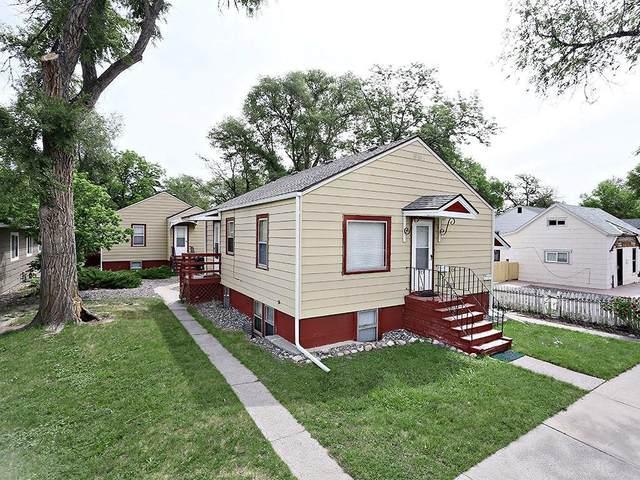 817-819 N 26th Street, Billings, MT 59101 (MLS #307162) :: MK Realty