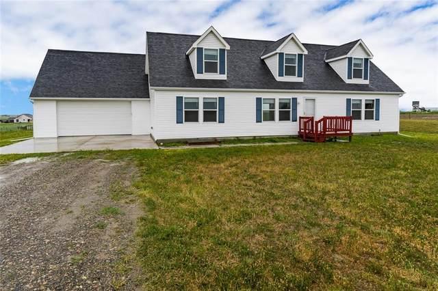 7335 Horsemans Way, Shepherd, MT 59079 (MLS #307216) :: Search Billings Real Estate Group