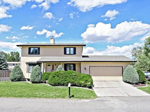 498 Greenspring Place, Billings, MT 59102 (MLS #307311) :: Search Billings Real Estate Group