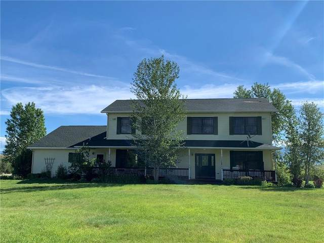 320 Filson Road, Other-See Remarks, MT 59647 (MLS #307369) :: Search Billings Real Estate Group