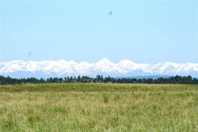 Lot 206 & 207 Arrowhead Ridge Rd., Columbus, MT 59019 (MLS #307390) :: MK Realty