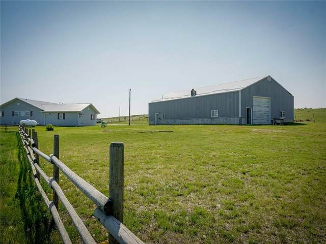 148 Harvey  Rd. Road, Roundup, MT 59072 (MLS #307458) :: MK Realty