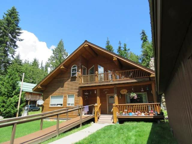 30 Cherub Lake Road, Troy, Other-See Remarks, MT 59935 (MLS #307474) :: MK Realty