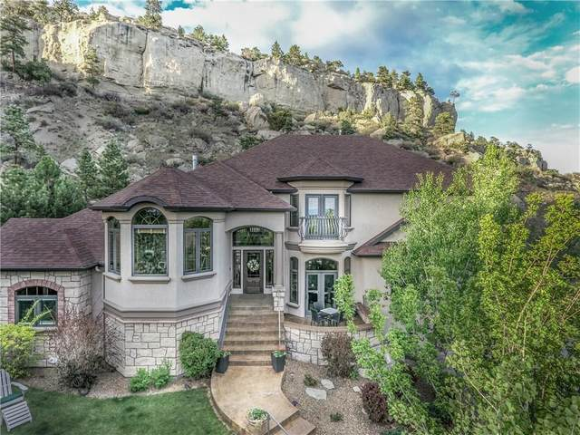 3375 Gregory Drive, Billings, MT 59102 (MLS #307482) :: The Ashley Delp Team
