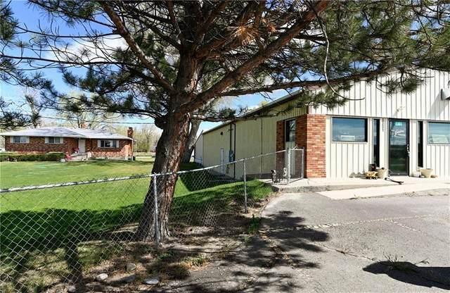 1229 AND 1301 Thiel Road, Laurel, MT 59044 (MLS #307489) :: MK Realty