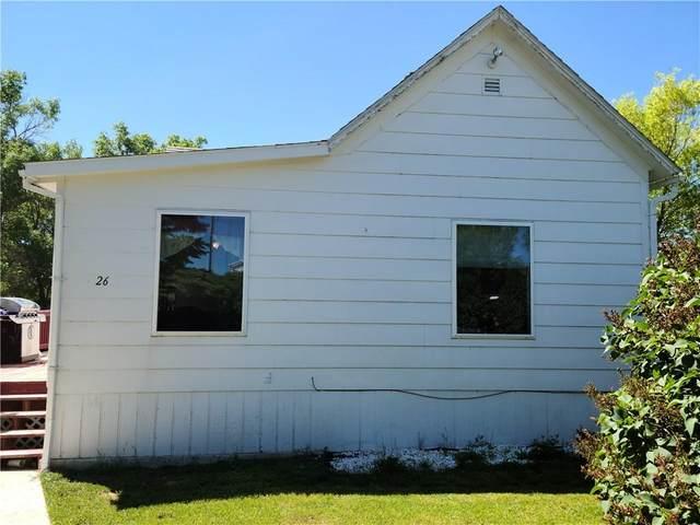 26 5th Street NE, Harlowton, MT 59036 (MLS #307490) :: MK Realty