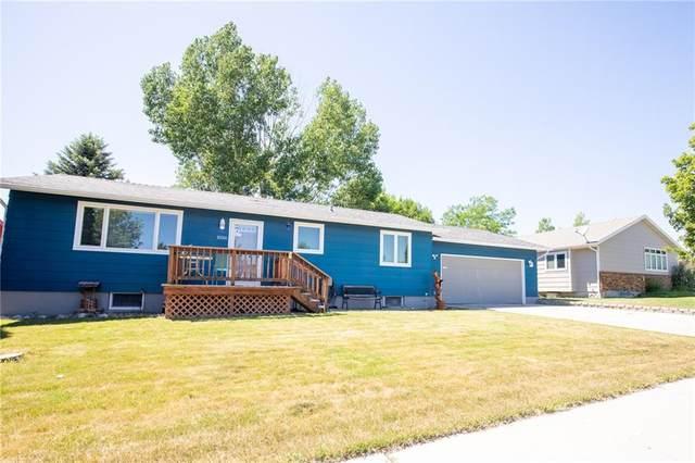 1036 10th Avenue, Laurel, MT 59044 (MLS #307502) :: MK Realty
