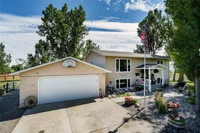 3859 Wheatgrass Place, Billings, MT 59105 (MLS #307547) :: Search Billings Real Estate Group
