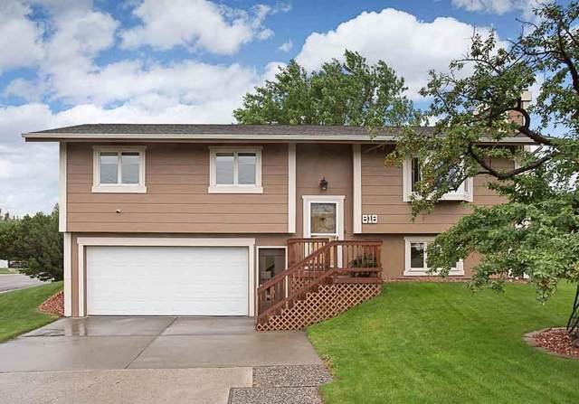 818 Constitution, Billings, MT 59105 (MLS #307564) :: The Ashley Delp Team