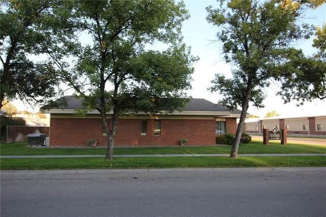 339 W 3rd Street, Hardin, MT 59034 (MLS #307565) :: The Ashley Delp Team