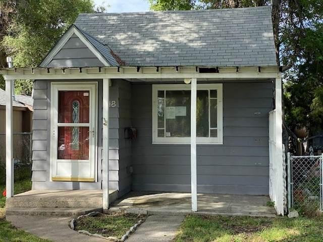 718 S 31st Street, Billings, MT 59101 (MLS #307584) :: The Ashley Delp Team