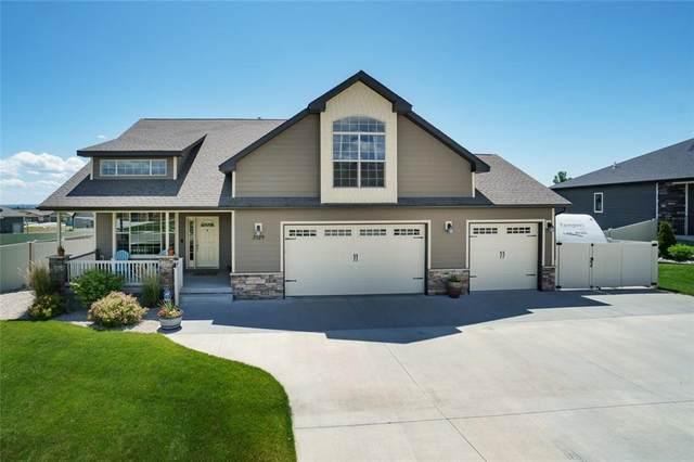 3029 Western Bluffs Blvd, Billings, MT 59106 (MLS #307587) :: Search Billings Real Estate Group