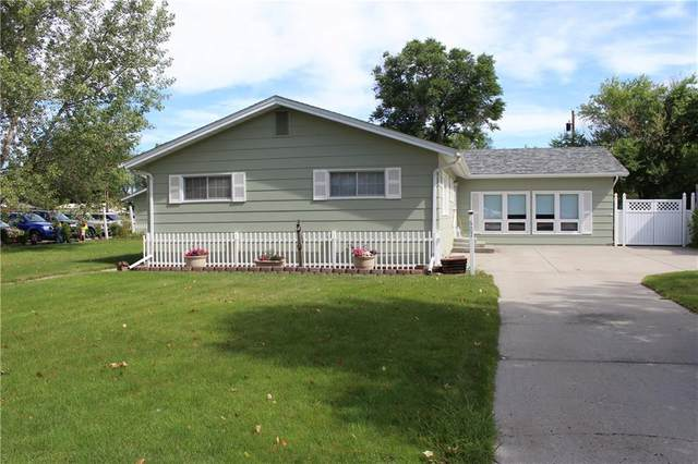607 W Division St, Hardin, MT 59034 (MLS #307595) :: Search Billings Real Estate Group