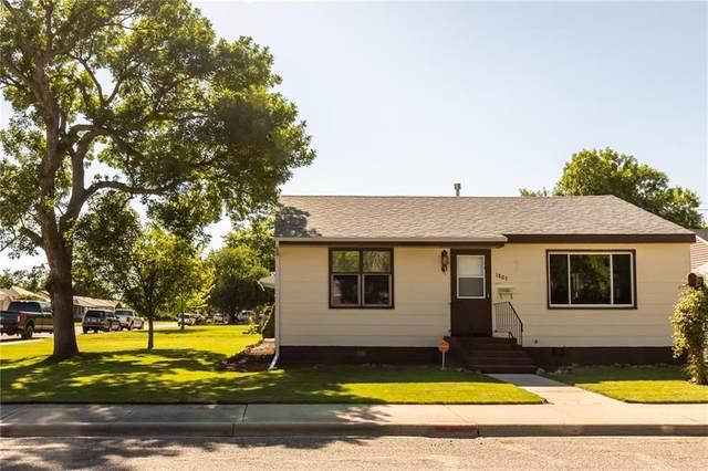 1803 Avenue C, Billings, MT 59102 (MLS #307616) :: MK Realty