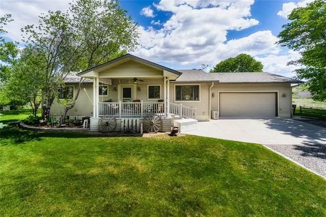 6952 Pony Circle, Shepherd, MT 59079 (MLS #307621) :: Search Billings Real Estate Group
