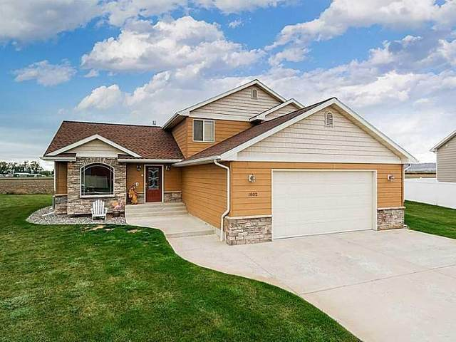 1802 Bridge Stone Street, Billings, MT 59106 (MLS #307628) :: The Ashley Delp Team