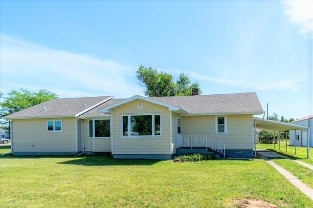 1118 4th Street W, Roundup, MT 59072 (MLS #307630) :: Search Billings Real Estate Group
