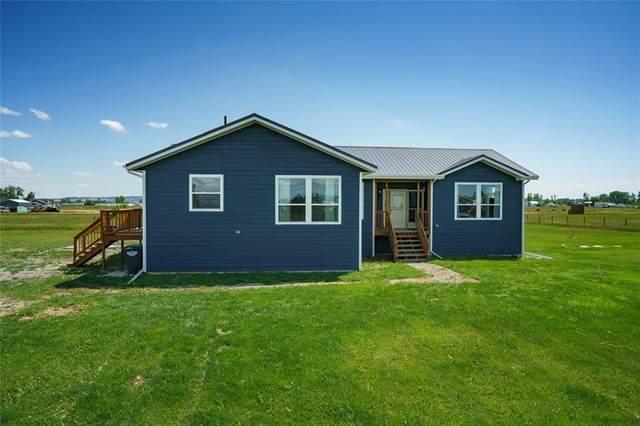 3932 Plains, Shepherd, MT 59079 (MLS #307632) :: Search Billings Real Estate Group