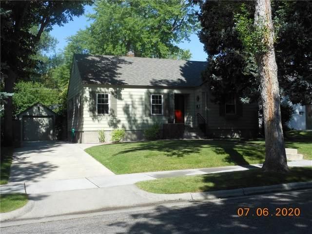2316 Pine Street, Billings, MT 59101 (MLS #307634) :: The Ashley Delp Team