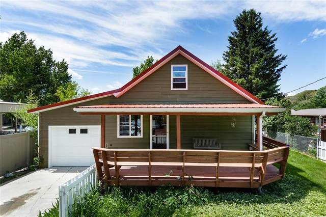 114 W Willow St, Absarokee, MT 59001 (MLS #307649) :: Search Billings Real Estate Group