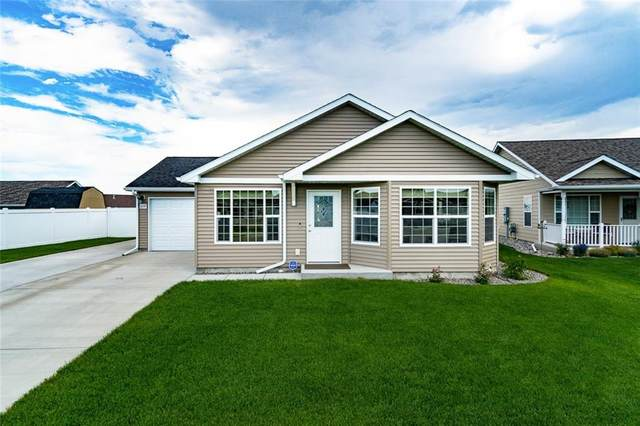 2135 Largo Circle, Billings, MT 59105 (MLS #307651) :: The Ashley Delp Team