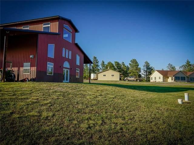 121 Quail Drive, Roundup, MT 59072 (MLS #307654) :: MK Realty