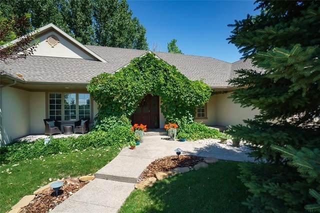 4547 Edgewater Circle, Billings, MT 59106 (MLS #307684) :: Search Billings Real Estate Group