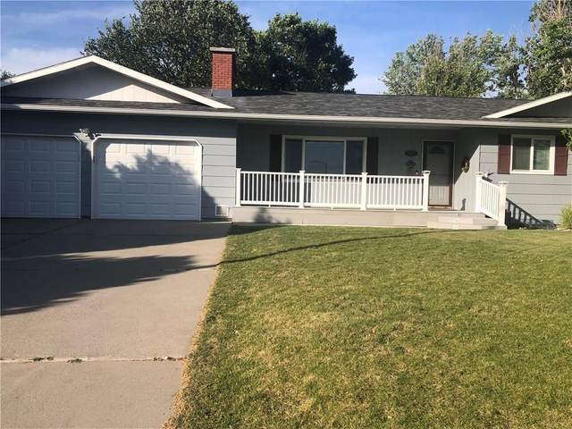 1095 Governors Blvd, Billings, MT 59105 (MLS #307687) :: The Ashley Delp Team