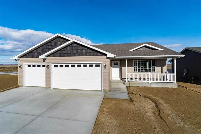 1514 Rancho Vista Avenue, Billings, MT 59105 (MLS #307690) :: The Ashley Delp Team