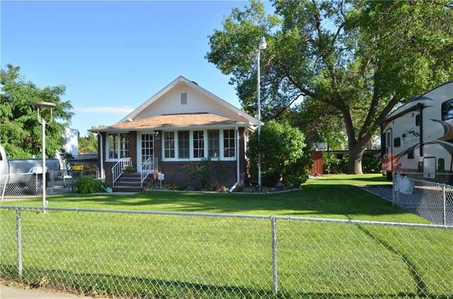 1036 and 1038 Lewis Avenue, Billings, MT 59102 (MLS #308725) :: The Ashley Delp Team