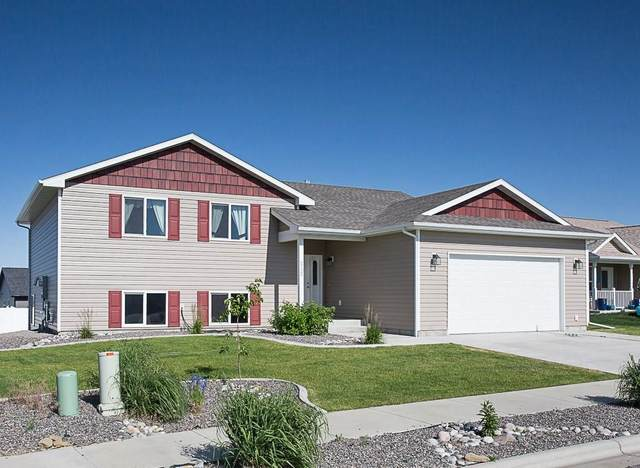 2125 Sierra Vista Circle, Billings, MT 59105 (MLS #308752) :: The Ashley Delp Team