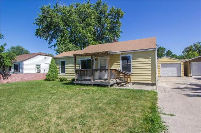 24 Berg Avenue, Billings, MT 59101 (MLS #308755) :: The Ashley Delp Team