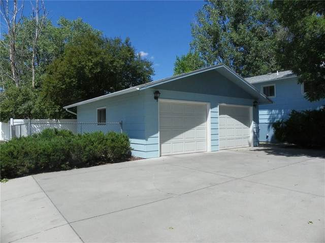 2754 Phyllis Circle S, Billings, MT 59102 (MLS #308772) :: The Ashley Delp Team