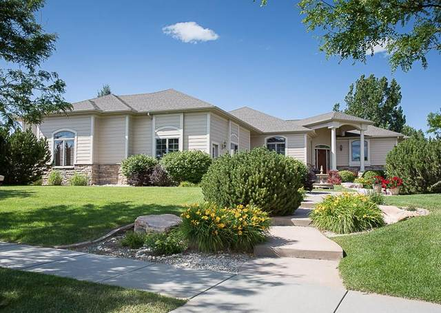 3671 Spalding Ave, Billings, MT 59106 (MLS #308781) :: The Ashley Delp Team