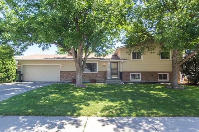 361 Montclair Drive, Billings, MT 59102 (MLS #308793) :: MK Realty
