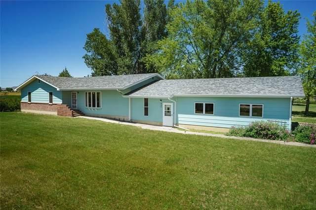 923 72nd St W, Billings, MT 59106 (MLS #308805) :: MK Realty