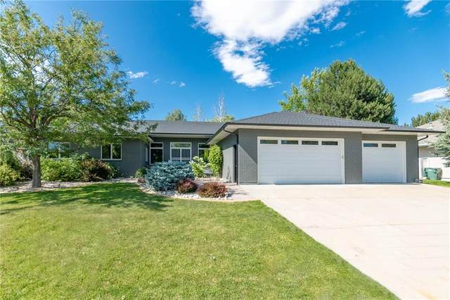 2473 Eastridge Drive, Billings, MT 59102 (MLS #308807) :: MK Realty