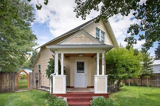 218 S Brook Avenue, Absarokee, MT 59001 (MLS #308814) :: Search Billings Real Estate Group