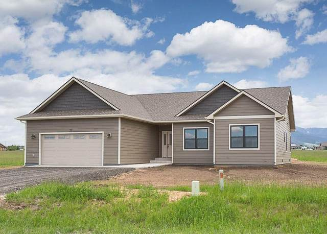 37 Grand View Drive, Red Lodge, MT 59068 (MLS #308842) :: MK Realty