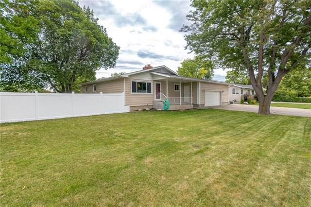 39 19th Street W, Billings, MT 59102 (MLS #308856) :: The Ashley Delp Team