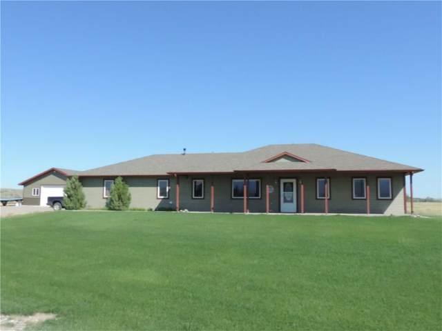 44 Mountain Vista, Big Timber, MT 59011 (MLS #308863) :: Search Billings Real Estate Group