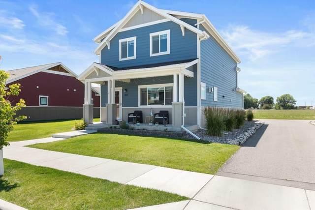 1826 Island View Drive, Billings, MT 59101 (MLS #308879) :: MK Realty