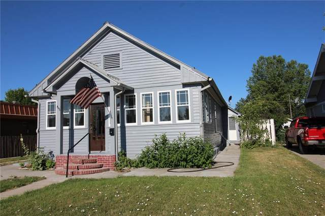406 N Crow Avenue, Hardin, MT 59034 (MLS #308885) :: MK Realty