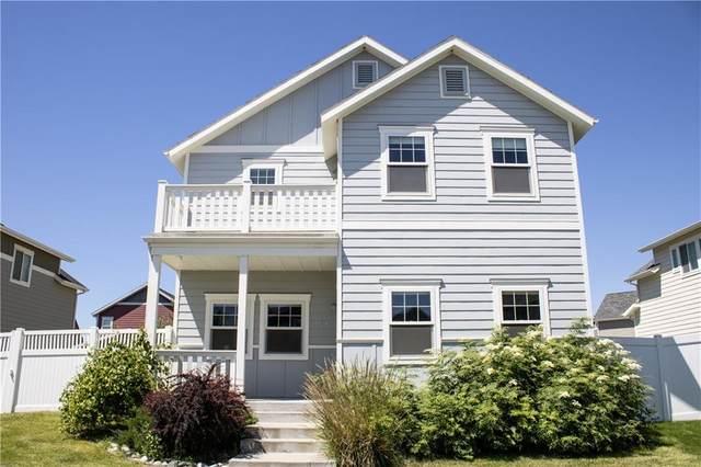 1724 Lone Pine Drive, Billings, MT 59101 (MLS #308934) :: MK Realty